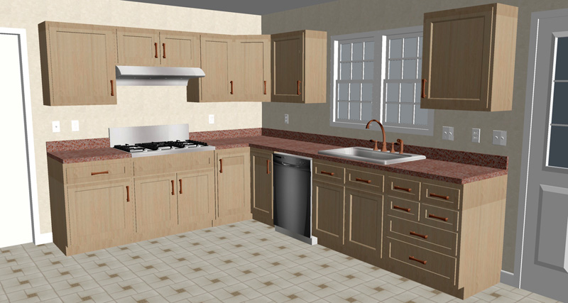 kitchen remodel cost how much you should pay to remodel a kitchen in 2017 home remodeling. Black Bedroom Furniture Sets. Home Design Ideas