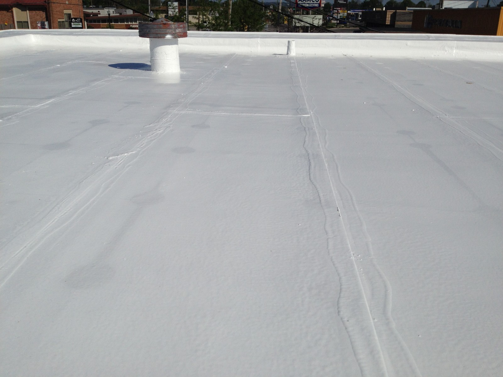 Liquid Roof Coating Cost How Much Should You Pay For A