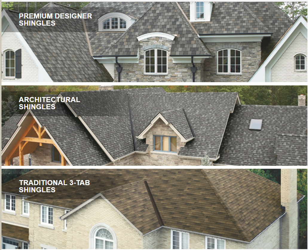 Asphalt Shingle Roof Costs Materials Installation 2017 2018